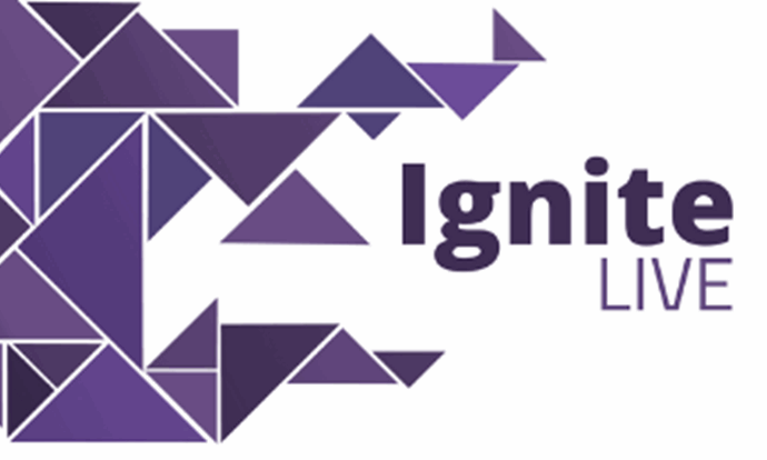 Ignite Live logo